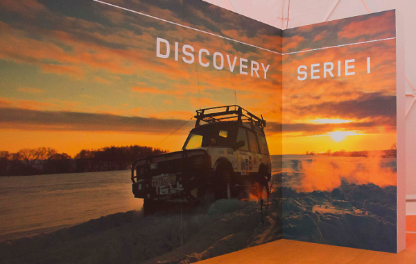 Land Rover Experience | Above and Beyond
