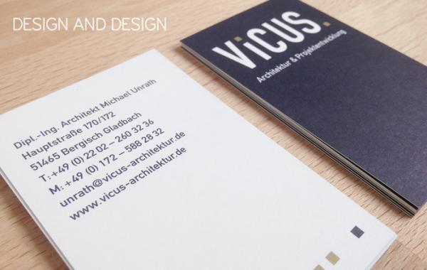 ViCUS. Architektur & Projektplanung